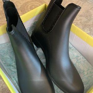 Jack Rogers Black Boots